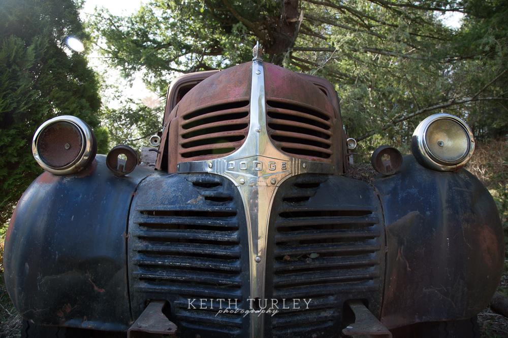 Old Dodge Truck Keith Turley Photography