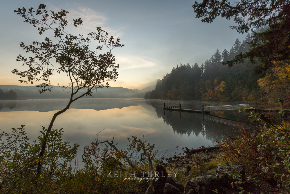 Calm Fall Morning Keith Turley Photography