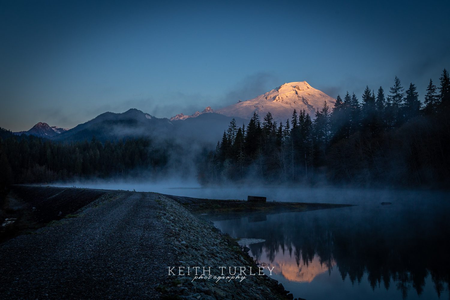 Good Morning Baker by Keith Turley